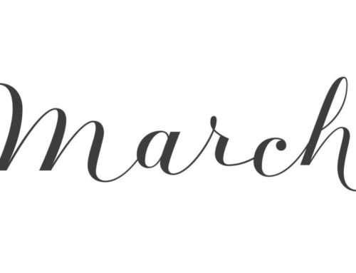 March – Message from the Executive Director
